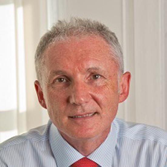 Martin Sheehy – Finance Director